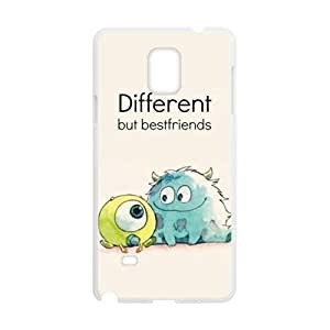 Monsters, Inc. Cell Phone Case for Samsung Galaxy Note4