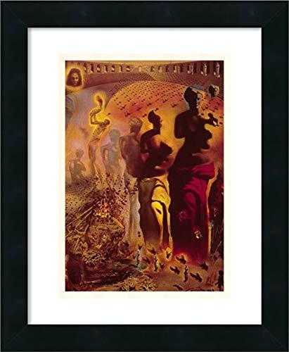 Framed Wall Art Print The Hallucinogenic Toreador by Salvador Dali 13.88 x 18.25