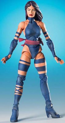 Marvel Legends Series 14 Action Figure Psylocke