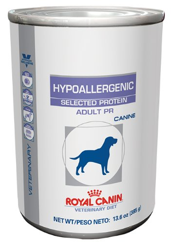 Royal Canin Hypoallergenic Selected Protein PR Canned Dog Food 24/13.6oz by Royal Canin