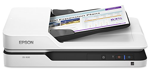 Epson Ds1630 Document Scanner