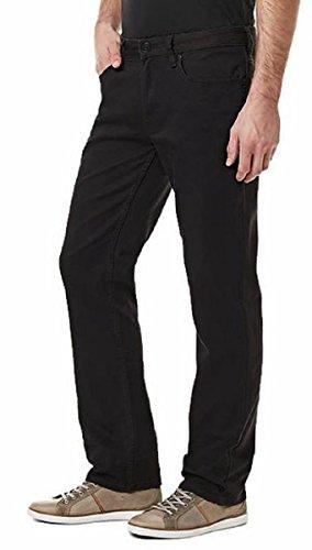 Buffalo David Bitton Men's Sam-X Basic Slim Straight Stretch Colored Jean (34 X 32, - Buffalo Of Outlets Fashion