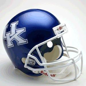 Kentucky Wildcats Riddell Full Size Deluxe Replica Football Helmet - College Replica Helmets