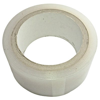 Elixir Extra Strong Polytunnel / Greenhouse Repair Tape | Polythene | Clear 50mm x 25m