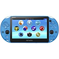 PlayStation Vita Wi-Fi model Aqua Blue (PCH-2000ZA23)...