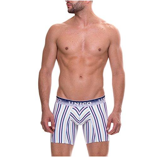 Mundo Unico Solid Cotton Brief Underwear Calzoncillos Para Hombres 17400921 Multicolor M by Mundo Unico