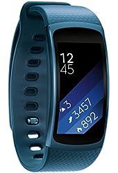 Samsung Gear Fit2- Blue, Medium/Large