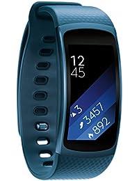 Samsung SM-R3600ZBAXAR Gear Fit2 - Medium/Large - Blue
