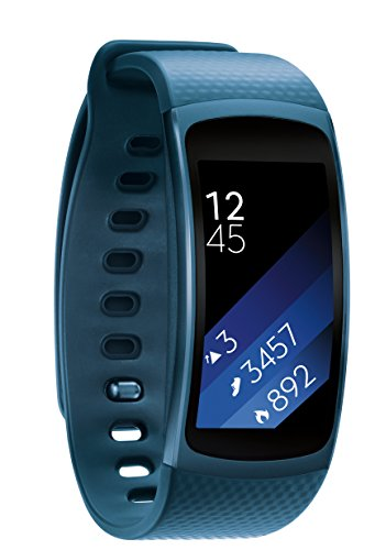 Samsung Gear Fit2 Blue Small