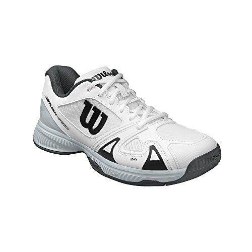 3 2 Tennisschuhe Wilson Rush 5 Junior 35 Weiß 1 EU Pro Jr vqnUZCRqw