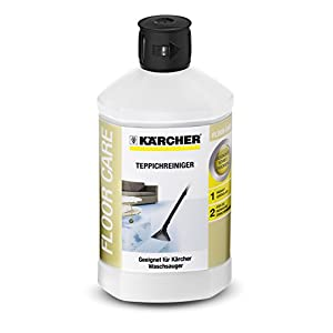Kärcher RM 519 Liquid Carpet Cleaner, White