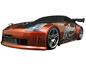 Carrocería Onroad RC 1:10 Nissan 350Z sin pintura + Envío gratis !! Diversos modelos con licencia eligible
