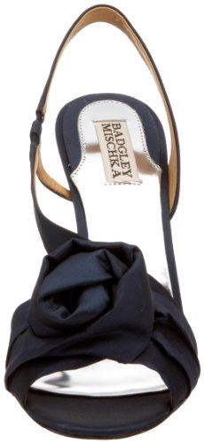 Badgley Mischka Womens Lanah Slingback Sandaal Saffier