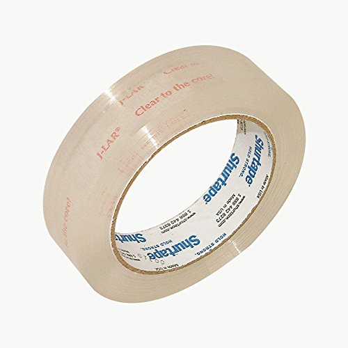 Shurtape JLAR Clear to the Core Tape (Permacel