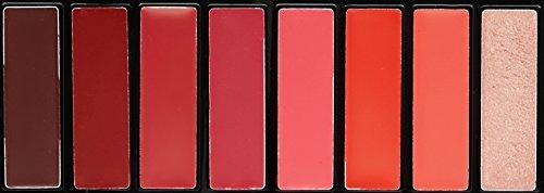L'Oreal Paris Cosmetics Colour Riche Red La Lipstick Palette, 0.14 Ounce