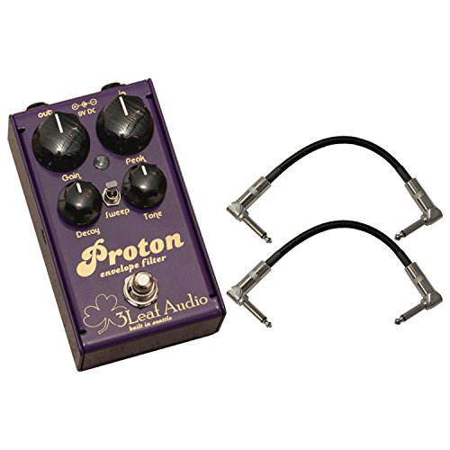 3 Leaf Audio Proton V3 Envelope Filter New 2015 Version w/ 2 Patch Cables
