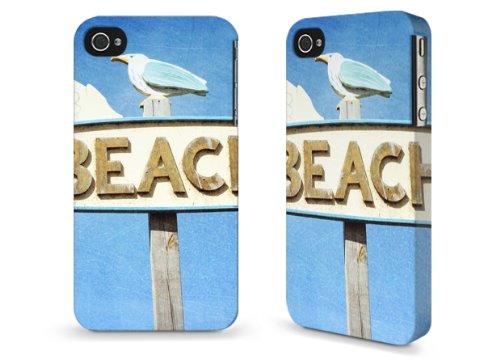 """Hülle / Case für Apple iPhone 4 und 4s - """"Beach"""" von Joy St.Claire"""