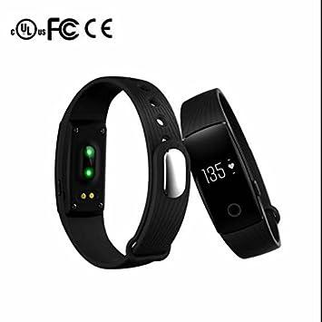 Podómetro Correr Smartwatch, actividad Tracker, contador de calorías, llamada SMS WhatsApp reloj inteligente