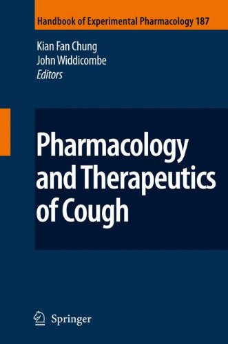 Download Pharmacology and Therapeutics of Cough (Handbook of Experimental Pharmacology) PDF