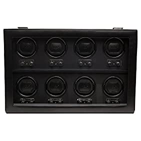 WOLF Heritage 8 Piece Watch Winder