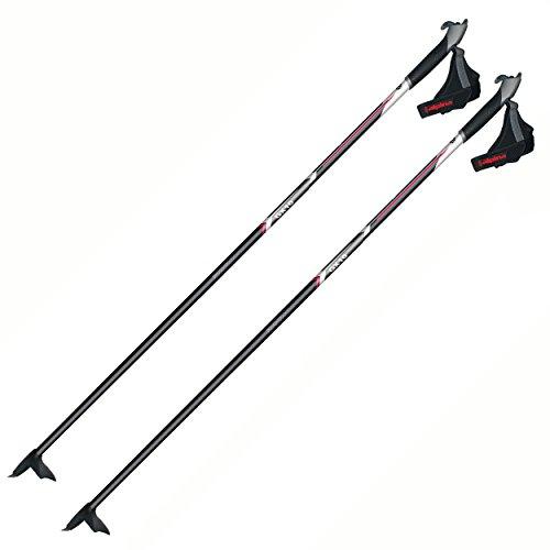 Alpina GX-10 Cross-Country Nordic Fiberglass Touring Ski Poles, 140cm, Pr. by Masters