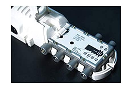 Televes 5531 Amplificador vivienda 1e//6s f 47-862mhz 16db
