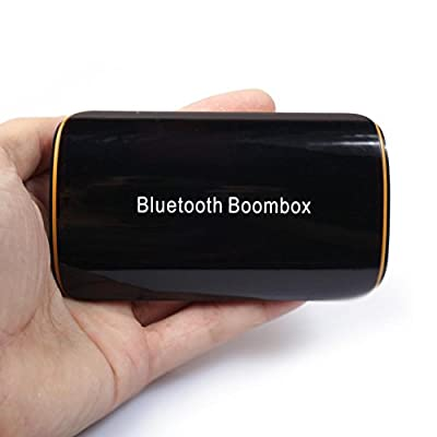 Binmer(TM) Bluetooth 4.1 Audio Receiver A2DP Wireless Adapter for Home Music Sound System