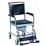 EmsiG steel Commode chair