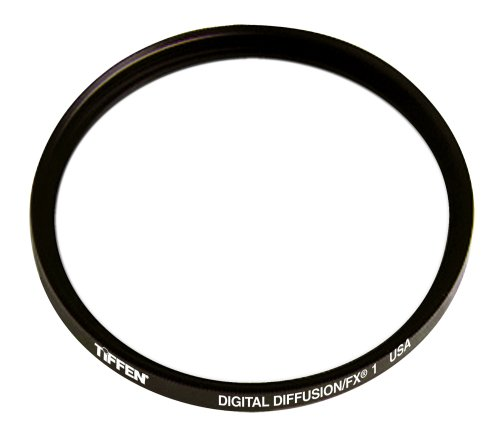 Tiffen W58DDFX1 58mm Digital Diffusion FX 1 Filter by Tiffen