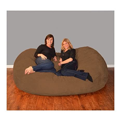 Amazon.com: Puf silla sofá Sack interior Living muebles de ...