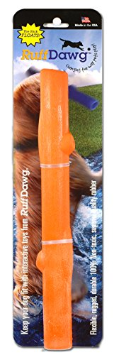 Ruff Dawg Stick Dog Toy, Assorted Colors