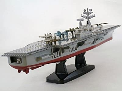 Aircraft Carrier (Independence) set (with five aircraft) 9 ""