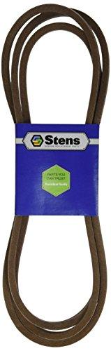 Stens 265-833 Belt Replaces Exmark 1-413093 Husqvarna 539 10 92-42 Exmark 413093 136-5/8-inch by-5/8-inch