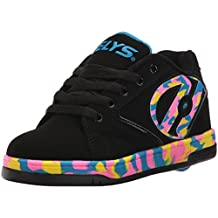 Heelys Propel 2.0 - Black/Pink/Blue/Confetti - Ships from Canada
