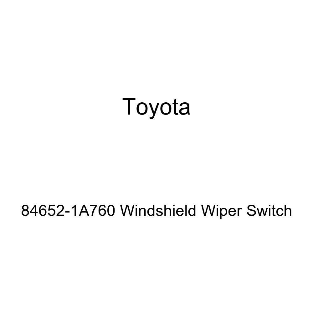 Toyota 84652-1A760 Windshield Wiper Switch
