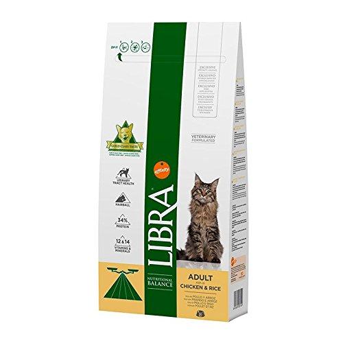 Libra Croquettes pour Chaton Poulet et Riz 1, 5 kg 920308