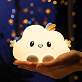 Cute Bright Cloud Infant Night Light, Portable