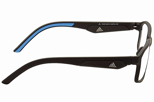 Adidas - CONVERTOR AF39, Géométriques, acétate, homme, MATTE BLACK AZURE(6053 Y), 57/16/0