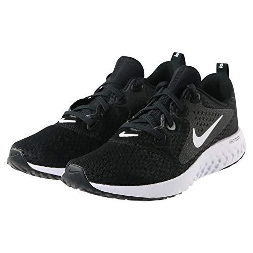 Nike Uomo React 001 Legend black Nero gs Running Scarpe white rwOrAPTq