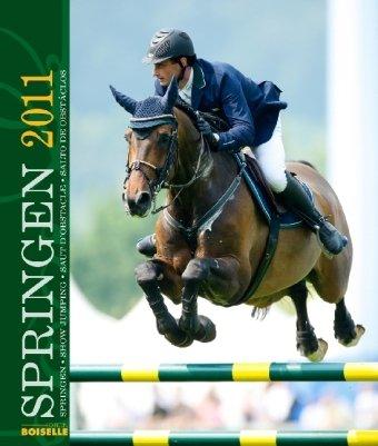 Springen 2011: Pferdesportkalender