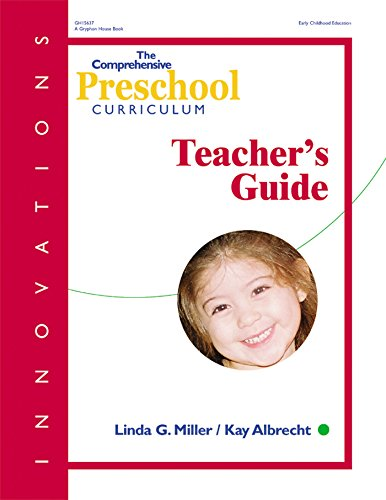 Innovations: The Comprehensive Preschool Curriculum, Teacher's Guide