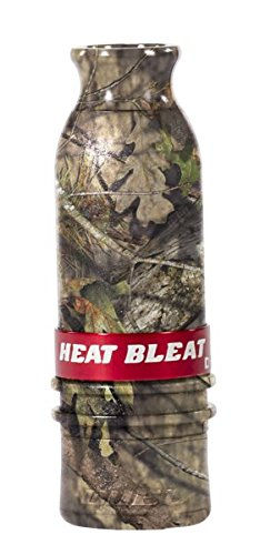 Duel Doe Next Door Micro Heat Bleat Call Breakup Country Lure, Mossy Oak -