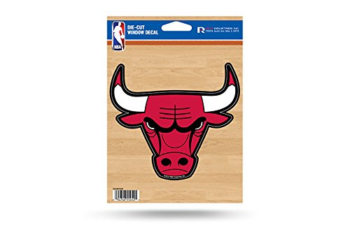 - NBA Chicago Bulls Die Cut Vinyl Decal