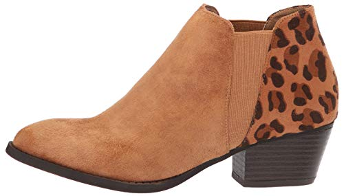 Laundry Leopard Corbin CL Women's by Chinese Boot Chelsea Tan wqOOET