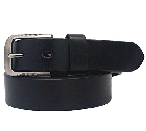 West Leathers Women's Italian Full Grain Leather Belt Lifetime Last Classic Belts M Style 6