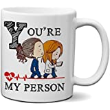 Caneca You're My Person Grey's Anatomy II