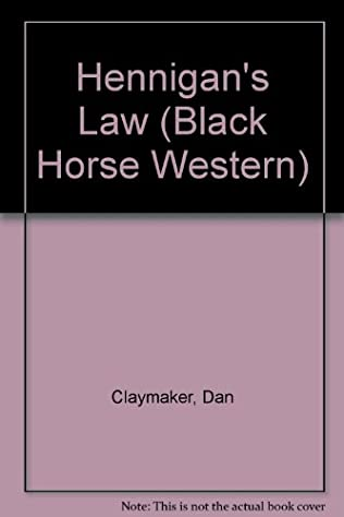 book cover of Hennigan\'s Law