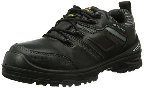 Safety Jogger ELITE Herren Sicherheitsschuhe, Schwarz (Black 20W), EU 40