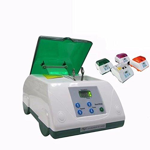 Dental High Speed Amalgamator HL-AH G8 Amalgam Capsule Mixer Blender Green by Purple-Violet