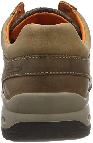 Marrone Scarpe Uomo Oxford 11 Breathe camel Mushroom active Stringate GTX Pq8vvT